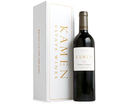 2015 Cabernet in Single-Bottle White Gift Box